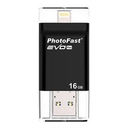 Флеш-накопитель память PhotoFast i-Flashdrive EVO Plus, 16GB - фото 8343