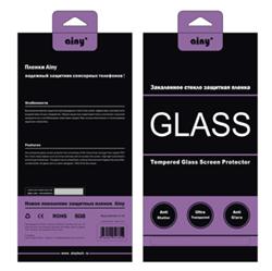 Защитное стекло Ainy Tempered Glass 2.5D для iPhone SE/5/5c/5s ультратонкое (толщина  0.15 мм) - фото 8349