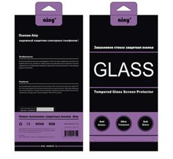 Защитное стекло Ainy Tempered Glass Anti-blue Light 2.5D 0.33mm для iPhone SE/5/5c/5s (защита глаз от УФ) - фото 8441