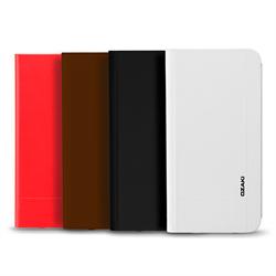 Чехол-книжка с отделением для карточек Ozaki O!coat 0.3 Aim+ для iPhone 6/6s - фото 8445