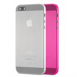 Чехол-накладка Ozaki для iPhone SE/5/5s, набор из 2 шт. - фото 8496