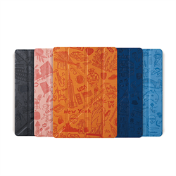 Оригинальный чехол-книжка Ozaki O!Coat Travel case for iPad Air 2 - фото 8750