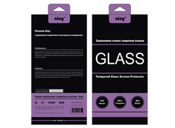 Защитное стекло Ainy Tempered Glass 2.5D для iPhone SE/5/5c/5s (толщина 0.33 мм) - фото 8995