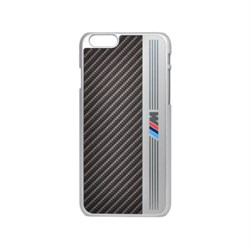 Чехол-накладка BMW для iPhone 6/6s M-Collection Hard Aluminium - фото 9055