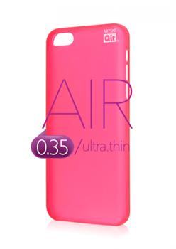 Чехол-накладка Artske для iPhone 5C Air Soft case - фото 9110
