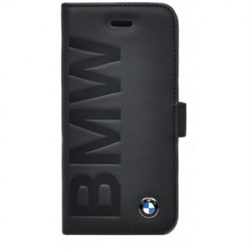 Чехол-книжка BMW для iPhone 5C Logo Signature Booktype - фото 9142