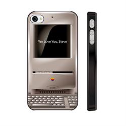 Чехол-накладка Artske для iPhone 4/4S Old Computers - фото 9161