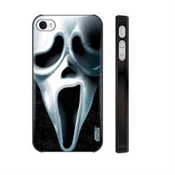 Чехол-накладка Artske для iPhone 4/4S Scream - фото 9167