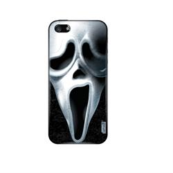 Чехол-накладка Artske для iPhone SE/5/5S Uniq case Scream - фото 9180
