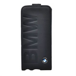 Чехол-флип BMW для iPhone 5C Logo Signature Flip - фото 9217