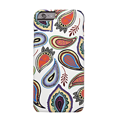 Чехол-накладка iCover для iPhone 6/6s Paisley Design01 - фото 9358