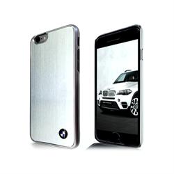 Чехол-накладка BMW для iPhone 6 Signature Hard Brushed Aluminium - фото 9370