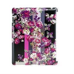 Чехол-накладка Kenzo для New iPad 2/3/4 Kila Hard Glossy - фото 9404