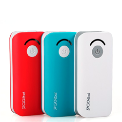 Внешний аккумулятор PRODA Power Bank PowerBox v3 Power Bank 6000мА - фото 9460