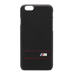 Чехол-накладка BMW для iPhone 6/6s M-Collection Hard Carbon - фото 9589