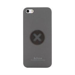 Чехол-накладка магнитный iHave X-series Magnetic для iPhone SE/5/5s - фото 9631
