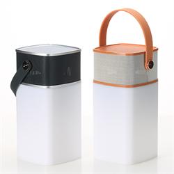 Портативная акустика-светильник Rock Mulite Bluetooth Speaker - фото 9837