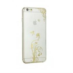 Чехол-накладка Hoco Super Star Series Shinning Diamond Loved Flowers для Apple iPhone 6/6S - фото 9990