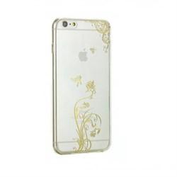 Чехол-накладка Hoco Super Star Series Shinning Diamond Loved Flowers для Apple iPhone 6/6S Plus - фото 9992