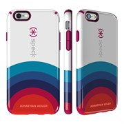 Чехол-накладка Speck CandyShell Inked для iPhone 6/6s - JONATHAN ADLER Edition Sunrise/Lipstick Pink