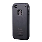 Чехол-накладка Momax iCase Pro для Apple iPhone 4/4S (ICPAPIP4S)