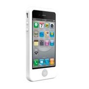 Чехол-накладка SwitchEasy Colors Milk для iPhone4/4S ( SW-COL4-W )