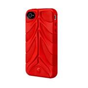 Чехол-накладка SwitchEasy Caprule Rebel для iPhone 4/4s (SW-REB4-R )