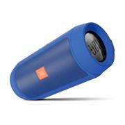 Портативная беспроводная колонка JBL Charge 2+ Plus Blue с Bluetooth (CHARGE2PLUSBLUEEU)