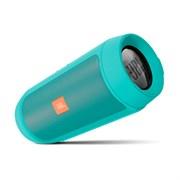 Портативная беспроводная колонка JBL Charge 2+ Plus Teal с Bluetooth (CHARGE2PLUSTEALEU)