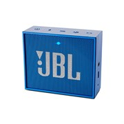 Портативная беспроводная колонка JBL GO Blue с Bluetooth (JBLGOBLUE)