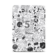 "Чехол-книжка Ozaki O!coat Relax для iPad 9.7"" (2017/2018)/ iPad Air Чёрный (OC113BK)"