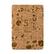 Чехол-книжка Ozaki O!coat Relax для iPad Air Хаки (OC113KH)