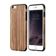Чехол-накладка Rock Origin Series для iPhone 5/5s Wood