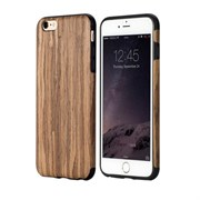 Чехол-накладка Rock Origin Series для iPhone 6/6s Wood