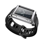 Ремешок Lunatik Multi-Touch Watch Band для iPod nano 6g (LTSLV-003)