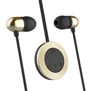"""Беспроводные стерео-наушники Rock Muo Bluetooth Earphone, цвет """"Золотой"""" (RAU0518)"""