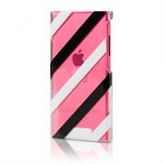 Чехол-накладка Griffin для iPod Nano 7 (Дизайн: Exposed Stripes.)