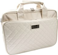 "Чехол-сумка Krusell для MacBook до 15.6"" (Цвет: Бежевый)"
