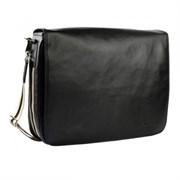 """Чехол-сумка Krusell Alvik для MacBook до 15.6"""" (Цвет: Чёрный)"""