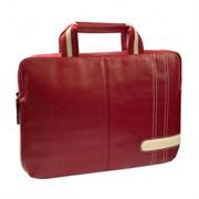 """Чехол-сумка Krusell для MacBook до 13"""" (Цвет: Красный)"""