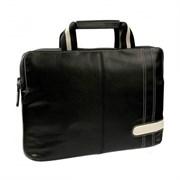 """Чехол-сумка Krusell для MacBook до 13"""" (Цвет: Чёрный)"""