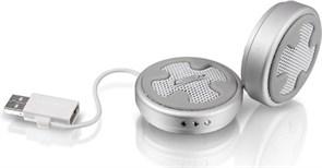 """Подставка охлаждающая Luxa2 M4 для MacBook до 17"""" (Цвет: Серый)"""