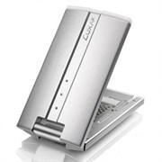 """Подставка охлаждающая Luxa2 M2 Laptop Cooler для MacBook до 15"""" (Цвет: Серый)"""