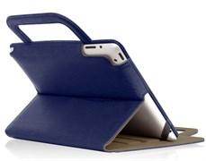Чехол-папка Luxa2 для iPad 2 (Цвет: Синий)
