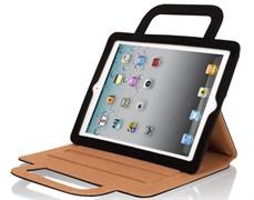 Чехол-папка Luxa2 для iPad 2 (Цвет: Чёрный)