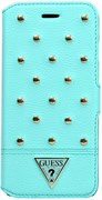 Чехол-книжка Guess для iPhone 6/6s Tessi Booktype Light Green (Цвет: Зелёный)