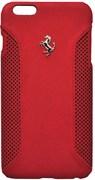 Чехол-накладка Ferrari для iPhone 6/6s plus F12 Hard red (Цвет: Красный)
