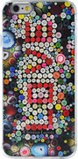 Чехол-накладка Lacroix для iPhone 6 LOVE Hard (Цвет: Разноцветный)