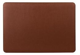 """Защитная накладка Uniq для Macbook 12"""" HUSK Pro TUX (Цвет: Коричневый)"""