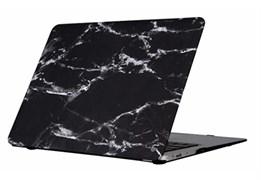 """Защитная накладка Uniq для Macbook Pro Retina 13"""" HUSK Pro Marbre (Цвет: Чёрный)"""